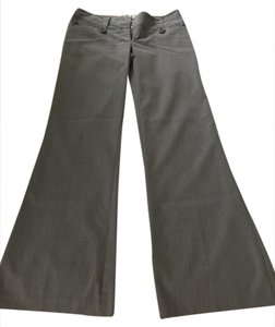 Charlotte Russe Both Are Size 6 Regular Flare Pants One gray/ One Tan