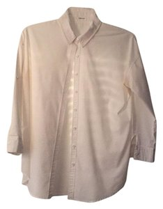 Cherish Button Down Shirt White