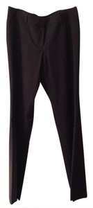 Ann Taylor Flare Pants Charcoal Grey