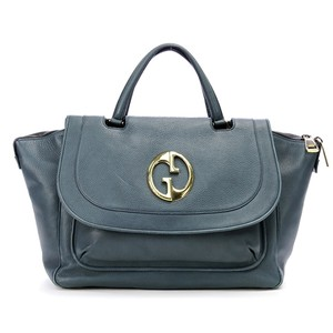 Gucci Satchel in Teal