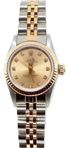Rolex Rolex Oyster Perpetual Original Diamond Dial Ladies's Watch
