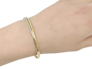 Roberto Coin AMAZING Roberto Coin 18k Intertwined Bangle-Basic Gold Collection