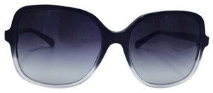 Chanel Square Black and Transparent Chanel Sunglasses 5349 c.1555/S6 58