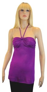 Yigal Azrouël purple Halter Top