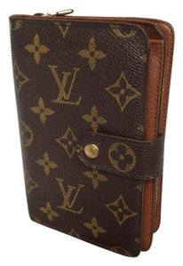 Louis Vuitton Porte Papier ZIP Wallet/purse+ ID card