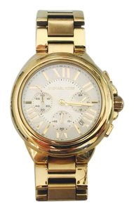 Michael Kors Camilla gold tone watch
