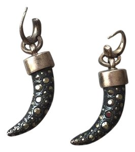 Pomellato tusk dente earrings
