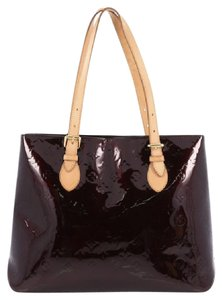 Louis Vuitton Brentwood Vernis Tote