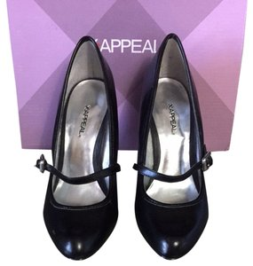 Xappeal Black Pumps