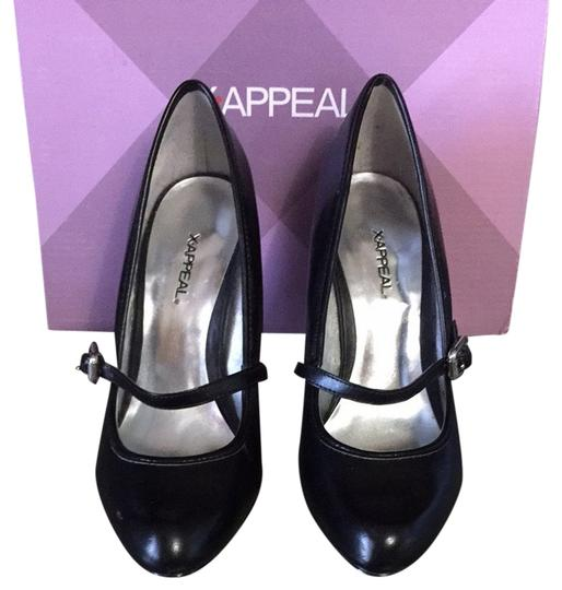 Preload https://item2.tradesy.com/images/x-appeal-black-pumps-2091521-0-0.jpg?width=440&height=440