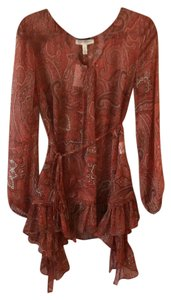 Jessica Simpson Paisley top