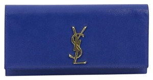 Saint Laurent Classic Patent Clutch