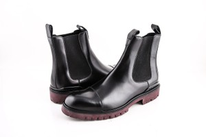 Louis Vuitton Chelsea * Officer Boot Shoes