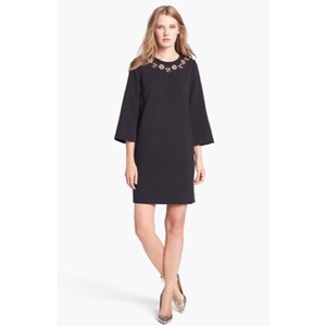 Kate Spade Shift Mod Bell Sleeve Dress