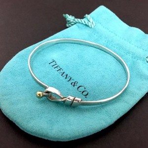 Tiffany & Co. Love Knot Bracelet Sterling Silver 925 and 18K Gold