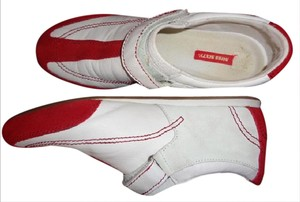 Miss Sixty Vintage Leather white and red Athletic
