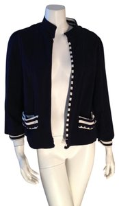 Marc by Marc Jacobs Top Blue, White Blazer