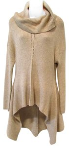 Mistic Prysm Cowl Neck High Low Oversize Comfortable Sweater