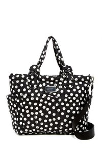 Marc by Marc Jacobs Black and White Diaper Bag