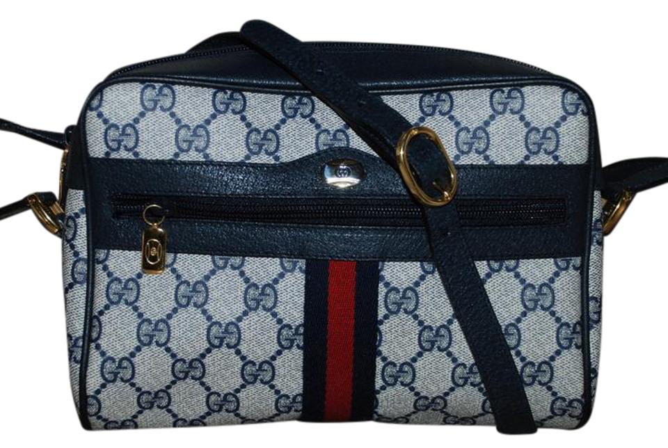 1c65c668a0e Gucci Accessory Collection Made In Italy Vintage Monogram Cross Body Bag  Image 0 ...