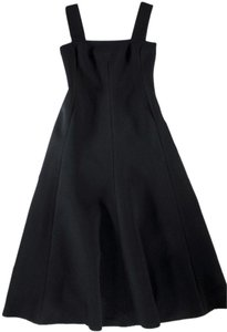 Camilla and Marc Pleated Skirt Textured Shift Dress