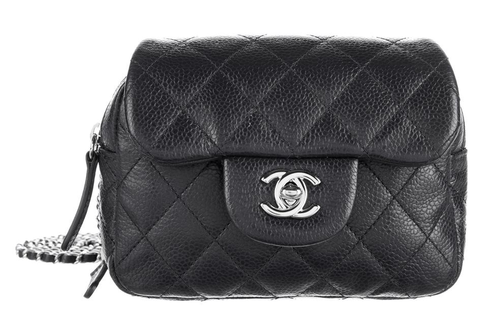 262a490f79 Chanel 2.55 Reissue Classic Flap Mini Woc Wallet On A Chain Quilted ...