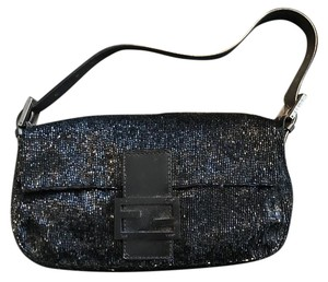 Fendi Beaded Shoulder Bag