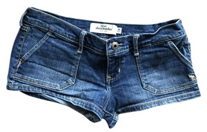 abercrombie kids Mini/Short Shorts denim