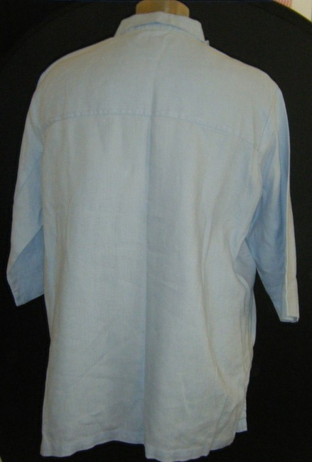 GOOD CLOTHES Top LT BLUE