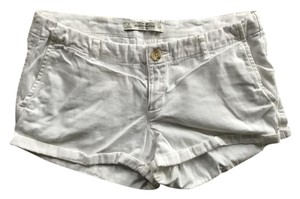 Abercrombie & Fitch Mini/Short Shorts White