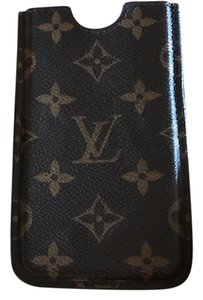 Louis Vuitton I phone 6 case with regional box and dust bag