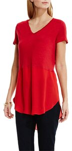 Vince Camuto T Shirt chili red