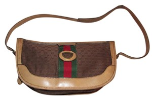 Gucci High-end Bohemian Early Piece Popular Shape Body Great Shape Great For Everyday Shoulder Bag