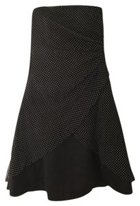 Jump Apparel Polka Dot Strapless Dress