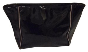 Saint Laurent Yves Saint Laurent Patent Leather Cosmetic Bag