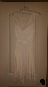 White Flowy - Arden B. Dress / Bridal Shower / Bachelorette