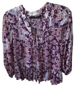 PJK Patterson J. Kincaid Top Purple, Pink