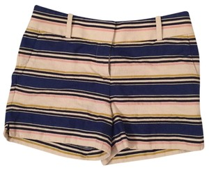 Ann Taylor LOFT Dress Shorts multi stripes