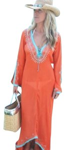 Maria Sophia Collection Ambre Long Dress