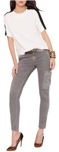AG Adriano Goldschmied Cargo Jeans-Light Wash