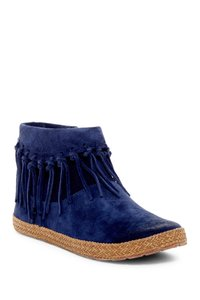 UGG Australia Suede Leather Navy Boots