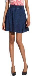 Marc by Marc Jacobs Mini Skirt blue