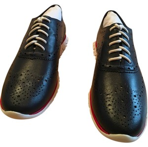 Cole Haan Blue with Red Detail Athletic