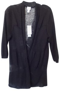 Chico's Long Lightweight Xl Like New Cardigan