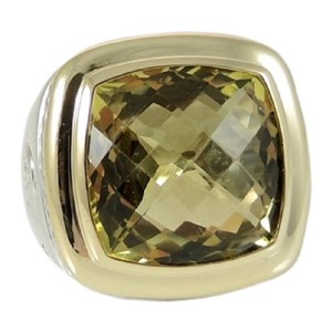 David Yurman David Yurman Citrine Ring
