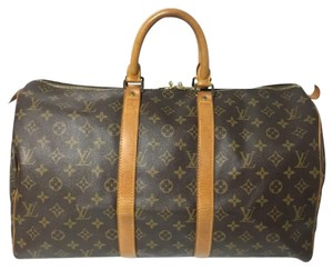 Louis Vuitton Keepall Keepall 45 Alma Neverfull Speedy Travel Bag