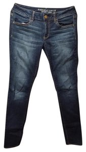 American Eagle Outfitters Skinny Jeans-Medium Wash