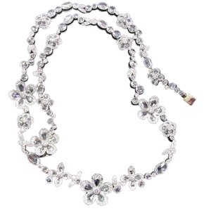 Tiffany & Co. Tiffany & Co Platinum Enchant Flower Diamond Necklace 12.38Ct 17