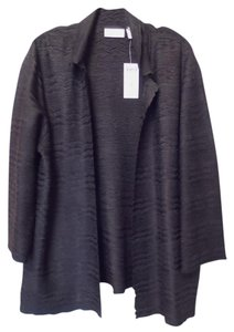 Chico's Lightweight Xl New Nwt Black, Grey & White Jacket