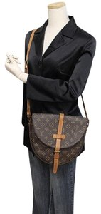 Louis Vuitton Odeon Saumur St Cloud Cartouchiere Blois Shoulder Bag